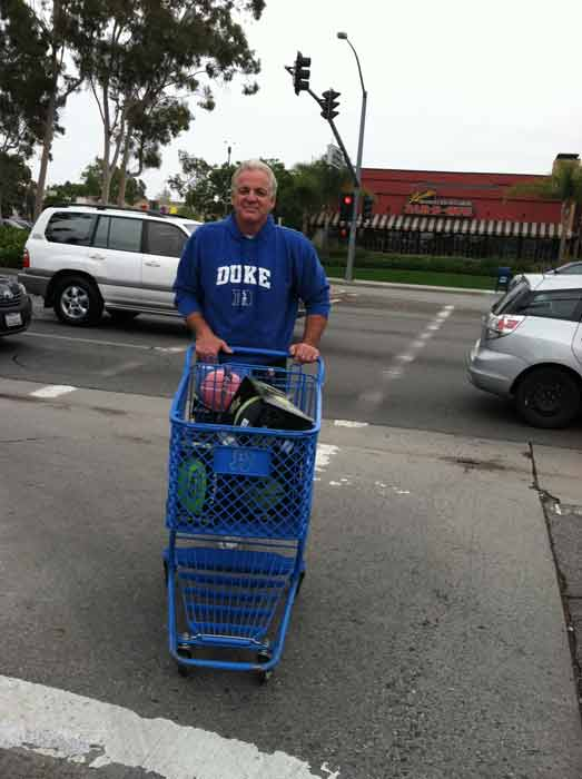 "<div class=""meta ""><span class=""caption-text "">Garth the Elf shops for toys for the 'Spark of Love Toy Drive' on Friday, Nov. 18, 2011. (KABC Photo)</span></div>"