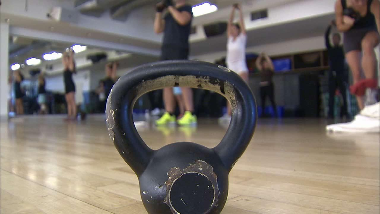 Kettlebell Konnect: A new take on an old weight for a mind-body connection