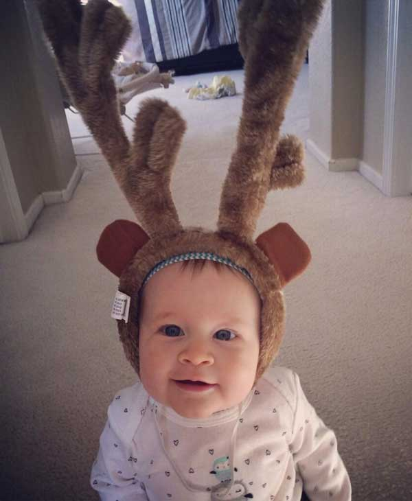 Jeremy Ames shared this shot of this beautiful little reindeer. Use #ABC7HomeForTheHolidays on Facebook, Twitter and Instagram to share your holiday photos with ABC7. We&#39;ll feature some of the best on our newscasts and here on abc7.com! <span class=meta>(KABC)</span>