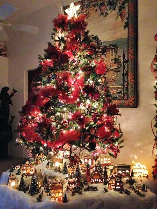 ABC7 viewer Rodolfo Reyes shared this family snapshot. Use #ABC7HomeForTheHolidays on Facebook, Twitter and Instagram to share your holiday photos with ABC7. We&#39;ll feature some of the best on our newscasts and here on abc7.com! <span class=meta>(ABC7 viewer Rodolfo Reyes)</span>