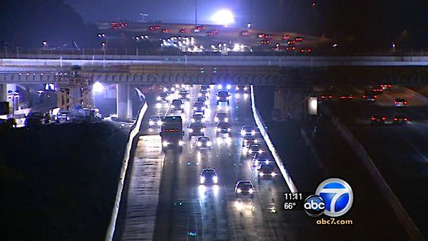 Is closing the 405 Freeway really necessary?