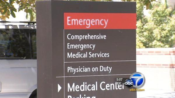 Hospitals are coming up with back-up plans, as access to those hospitals may be difficult for those who work there.