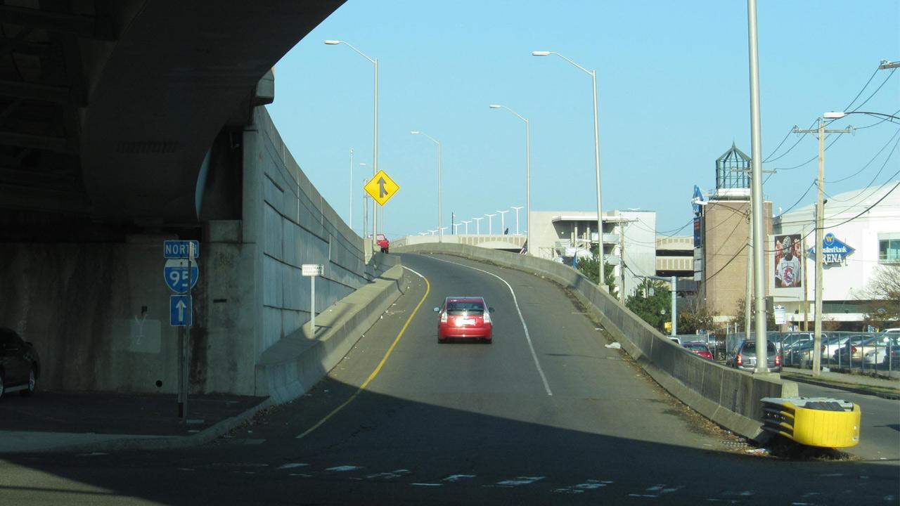 Bridgeport, Conn. ranked No. 6 on a list of cities with the worst traffic congestion. The study was done by traffic monitoring group INRIX. <span class=meta>(flickr&#47;Dougtone)</span>