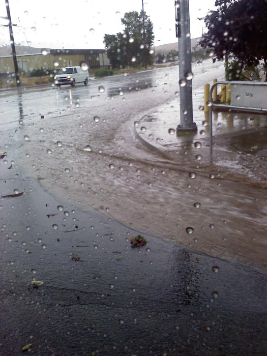 From ABC7 viewers Troy, Matthew and Dylan, storm in Lake Elsinore on Aug. 25, 2010. &#160;When you see breaking news happen, send your photos to video@myabc7.com, or send them to @abc7 on Twitter <span class=meta>(ABC7 viewers Troy, Matthew and Dylan)</span>