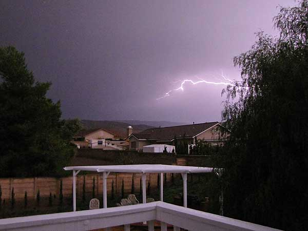 "<div class=""meta ""><span class=""caption-text "">ABC7 viewer Christine Jones of Palmdale sent in this photo following a rain storm on Tuesday, Oct. 19, 2010.  When You Witness breaking news, or even something extraordinary, send pictures and video to video@myabc7.com, or send them to @abc7 on Twitter (ABC7 viewer Christine Jones)</span></div>"