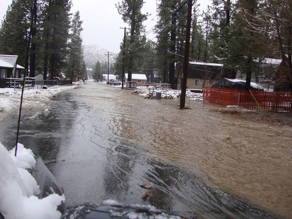 ABC7 viewer Josh McMeans sent in this photo of Roman Road in Thousand Palms flooded on Wednesday, Dec. 22, 2010.   When You Witness breaking news, or even something extraordinary, send pictures and video to video@myabc7.com, or send them to @abc7 on Twitter <span class=meta>(ABC7 viewer Linda Quiroz)</span>