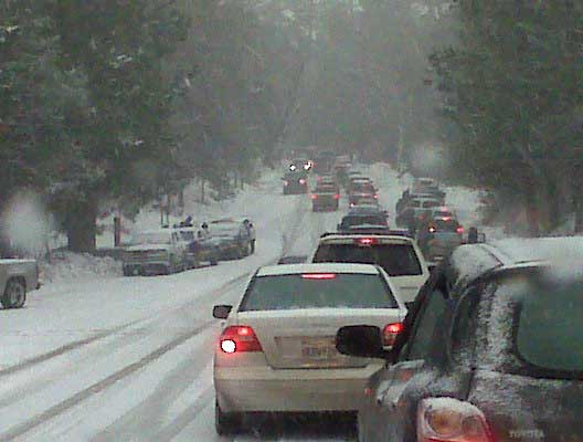 "<div class=""meta ""><span class=""caption-text "">ABC7 viewers the Reed family sent in this photo of snow near Big Bear, Calif. on Sunday Jan. 2, 2011.  When You Witness breaking news, or even something extraordinary, send pictures and video to video@myabc7.com, or send them to @abc7 on Twitter (ABC7 viewers the Reed family)</span></div>"