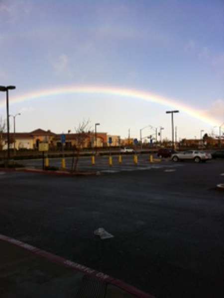 "<div class=""meta image-caption""><div class=""origin-logo origin-image ""><span></span></div><span class=""caption-text"">ABC7 viewer Lea Ann Ogden sent in this photo of a rainbow in Apple Valley on Wednesday Feb. 16, 2011.  When You Witness breaking news, or even something extraordinary, send pictures and video to video@myabc7.com, or send them to @abc7 on Twitter (KABC photo/Lea Ann Ogden)</span></div>"