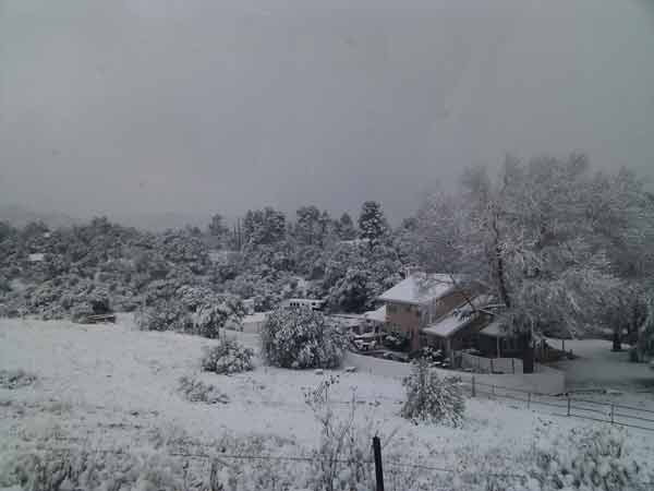 "<div class=""meta ""><span class=""caption-text "">An ABC7 viewer sent in this photo of snow in Cherry Valley after a storm passed over Southern California on Sunday March, 18, 2012.  When You Witness breaking news, or even something extraordinary, send pictures and video to video@myabc7.com, or send them to @abc7 on Twitter or our ABC7 Facebook page. (ABC7 viewer)</span></div>"