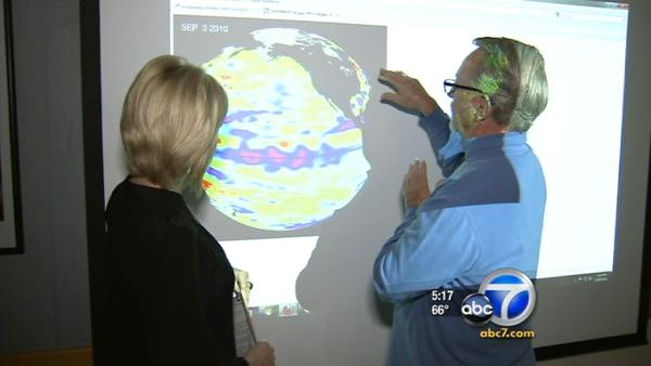 Ocean cooling system 'La Nina' will return