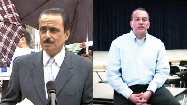 Alarcon, Bocanegra trade ethics complaints
