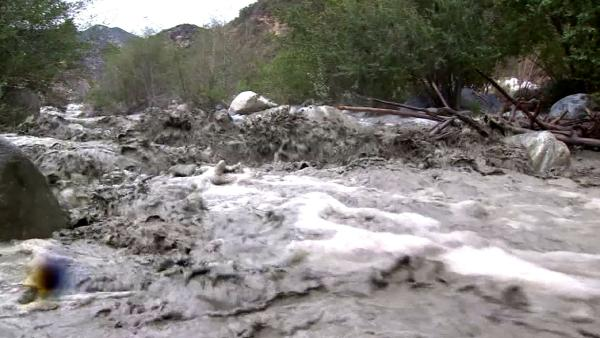 Severe storms bring flash floods to Southland