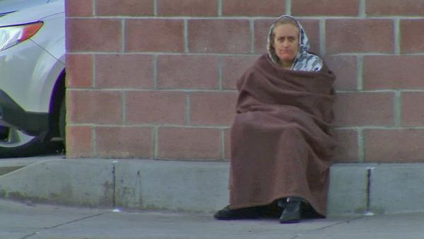 OC homeless get help during cold weather