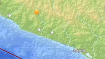 A 7.5-magnitude quake shook central and southern Mexico near the resort city of Acapulco on Friday, April 18, 2014, according to the USGS.