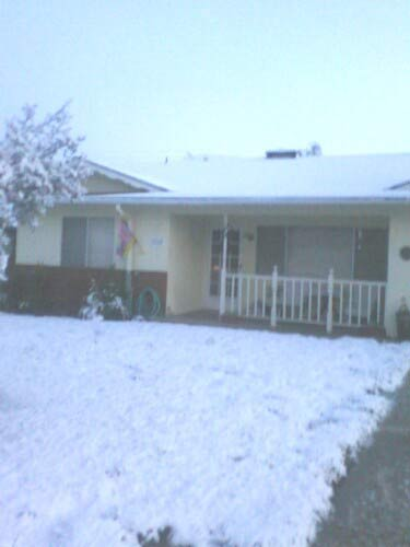 "<div class=""meta ""><span class=""caption-text "">ABC7 viewer Martha Vega Martinez sent in this photo of snow in Yucaipa, Calif. on Saturday April 9, 2011.  When You Witness breaking news, or even something extraordinary, send pictures and video to video@myabc7.com, or send them to @abc7 on Twitter  (KABC photo/ Martha Vega Martinez)</span></div>"