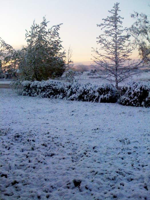 "<div class=""meta ""><span class=""caption-text "">ABC7 viewer Daniel Ele sent in this photo of snow in Cherry Valley, Calif. on Saturday, April 9, 2011.  When You Witness breaking news, or even something extraordinary, send pictures and video to video@myabc7.com, or send them to @abc7 on Twitter  (KABC photo/ Daniel Ele)</span></div>"