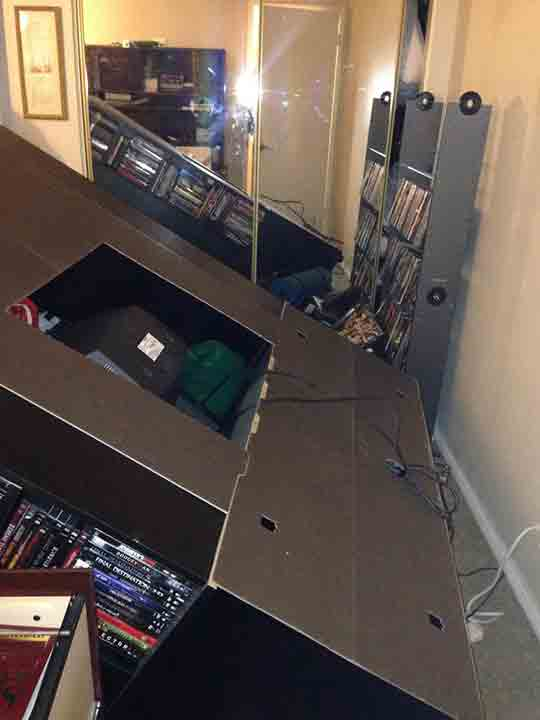 "<div class=""meta image-caption""><div class=""origin-logo origin-image ""><span></span></div><span class=""caption-text"">ABC7 viewer Natasha Hazou Safar shared this photo on Facebook of damage at her home in Fullerton following a 5.1 earthquake near La Habra on Friday, March 28, 2014.When You Witness breaking news, or even something extraordinary, send pictures and video to video@abc7.com, or post them to the ABC7 Facebook page or to @abc7 on Twitter. (Natasha Hazou Safar)</span></div>"
