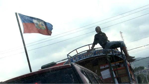 Images from Haiti, July 2010. David Ono of ABC7...
