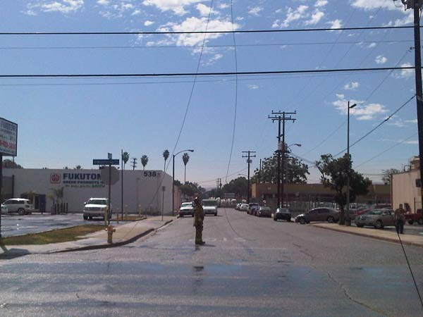 "<div class=""meta ""><span class=""caption-text "">ABC7 viewer Eric Richards sent in this photo of fallen power lines in Pomona following a rain storm on Friday, Oct. 1, 2010.   When you witness breaking news happen, send your photos to video@myabc7.com, or send them to @abc7 on Twitter (ABC7 viewer Eric Richards)</span></div>"