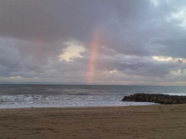 "<div class=""meta image-caption""><div class=""origin-logo origin-image ""><span></span></div><span class=""caption-text"">ABC7 viewer Bill Spitalnick sent in this photo of a rainbow in Newport Beach, Calif. on Sunday, Feb. 20, 2011.  When You Witness breaking news, or even something extraordinary, send pictures and video to video@myabc7.com, or send them to @abc7 on Twitter (KABC photo/Bill Spitalnick)</span></div>"