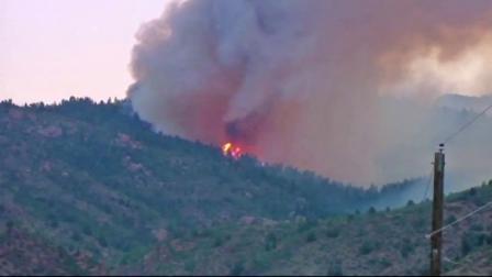 Wildfires in West: Fatal crash grounds key part of firefighting fleet