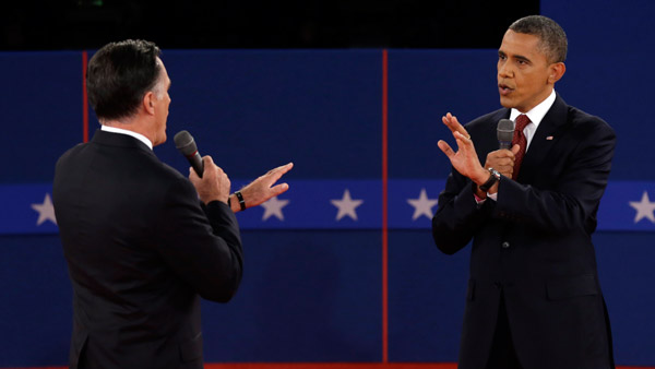 DEBATE POLL: Obama wins Round Two