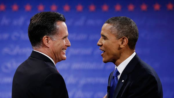 DEBATE POLL:  Obama wins Round 3