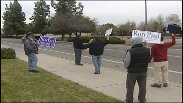 Political Protest In The Valley