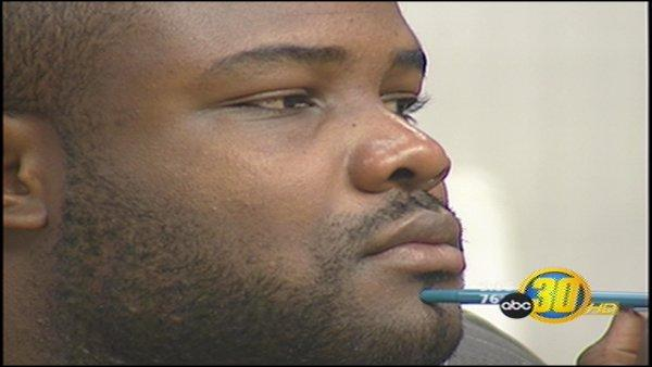 Former Bulldog Football Player on Trial