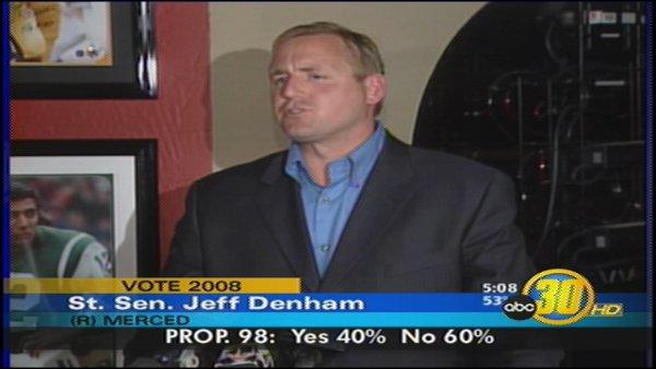 Voters Say No to Jeff Denham Recall