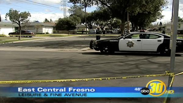 Deadly Shooting in East Central Fresno