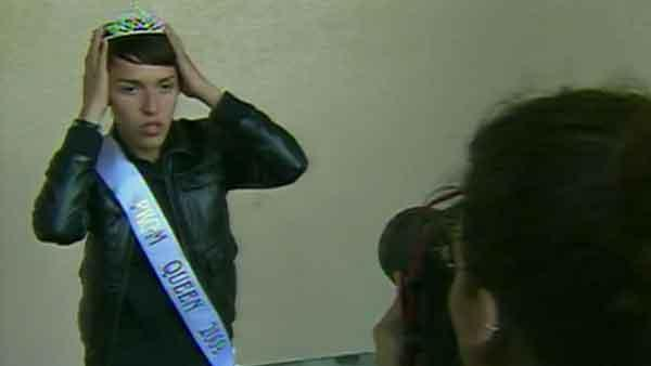 Openly gay teen voted prom queen at LA high school