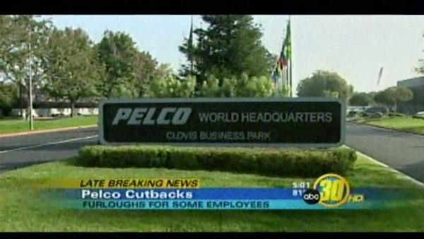 Pelco to Furlough Thousands of Employees