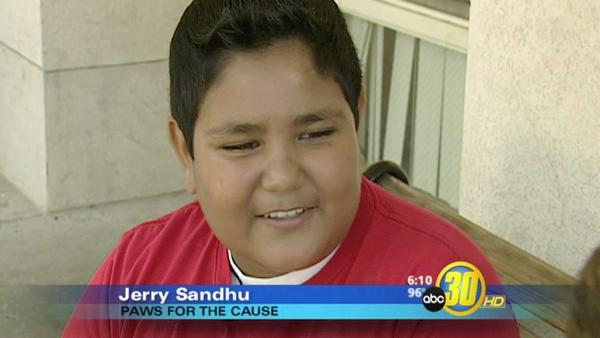 Jerry Sandhu, Person of the Week