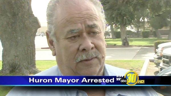 Mayor of Huron Arrested on Theft and Fraud Charges