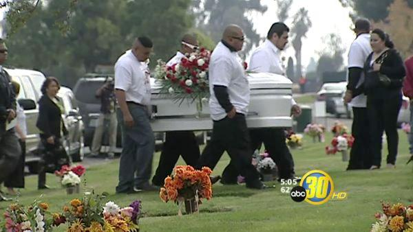 Four Year Old Mendota Murder Victim Laid to Rest