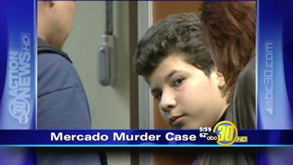 Teen Murder Suspect Appears in Court