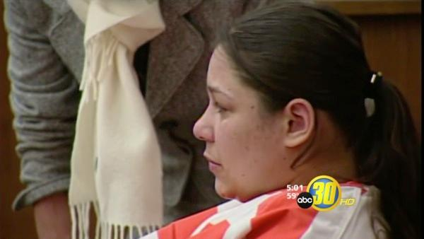 Orosi Mother Gets 22 Years in Baby's Death