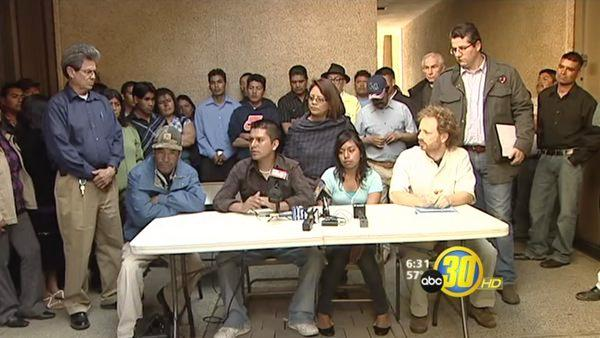 Caruthers Farm Workers Lose Their Jobs