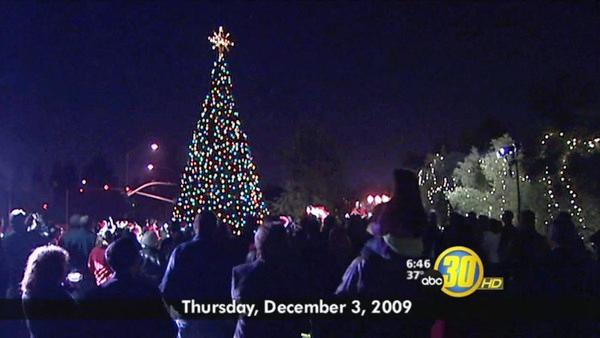 Christmas Tree Raises Money for Children's Hospital