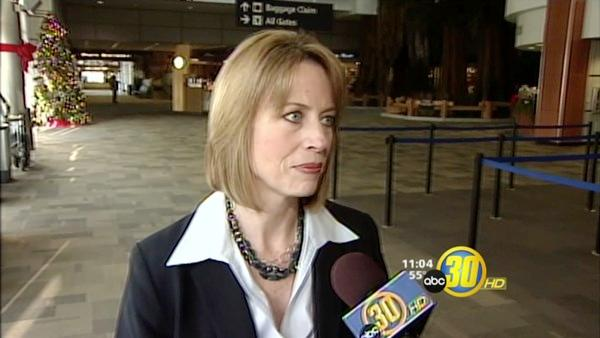 Mayor Swearengin Returns to Fresno