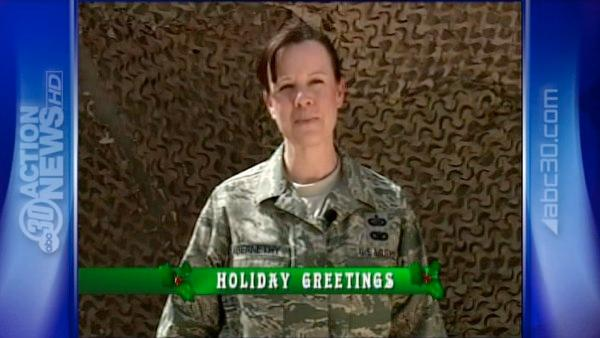 Technical Sergeant Carrie Abernethy