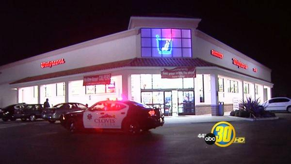 Robber Hits Four Fresno Pharmacies in Search of OxyContin