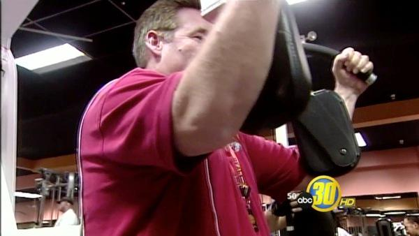 Gold's Gym Fresno North http://abclocal.go.com/kfsn/story?id=7245237