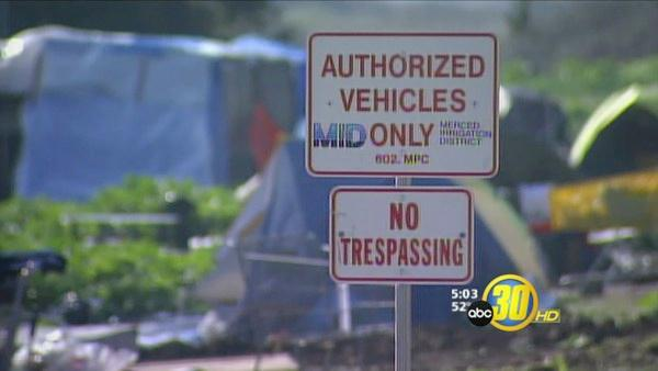 Merced City Officials Address Homeless Problem