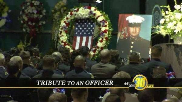 Huge Outpouring of Support for Officer Bejar