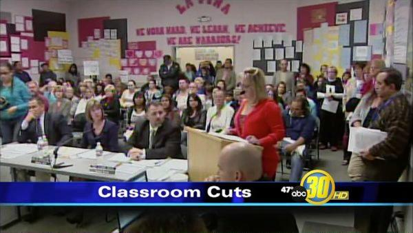 Madera School District Formalizes Budget Cuts