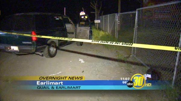 Two People Shot In An Earlimart Drive-By Shooting