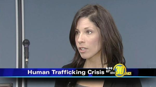 Human Trafficking Conference Held in Fresno