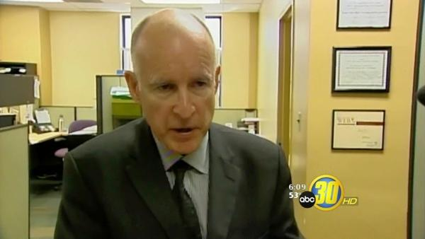 Jerry Brown Wants a Debate